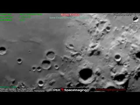 THE BIG TELESCOPE LIVE! Crater Spelunking! (April 21, 2018)