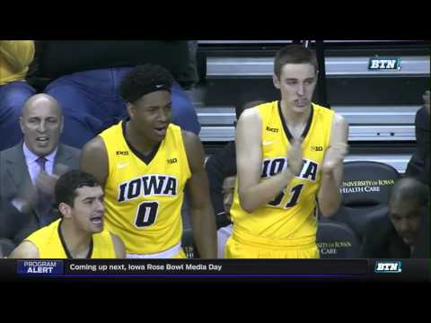 Michigan State at Iowa - Men