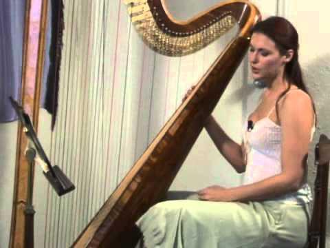 Playing a Harp: Musical Keys