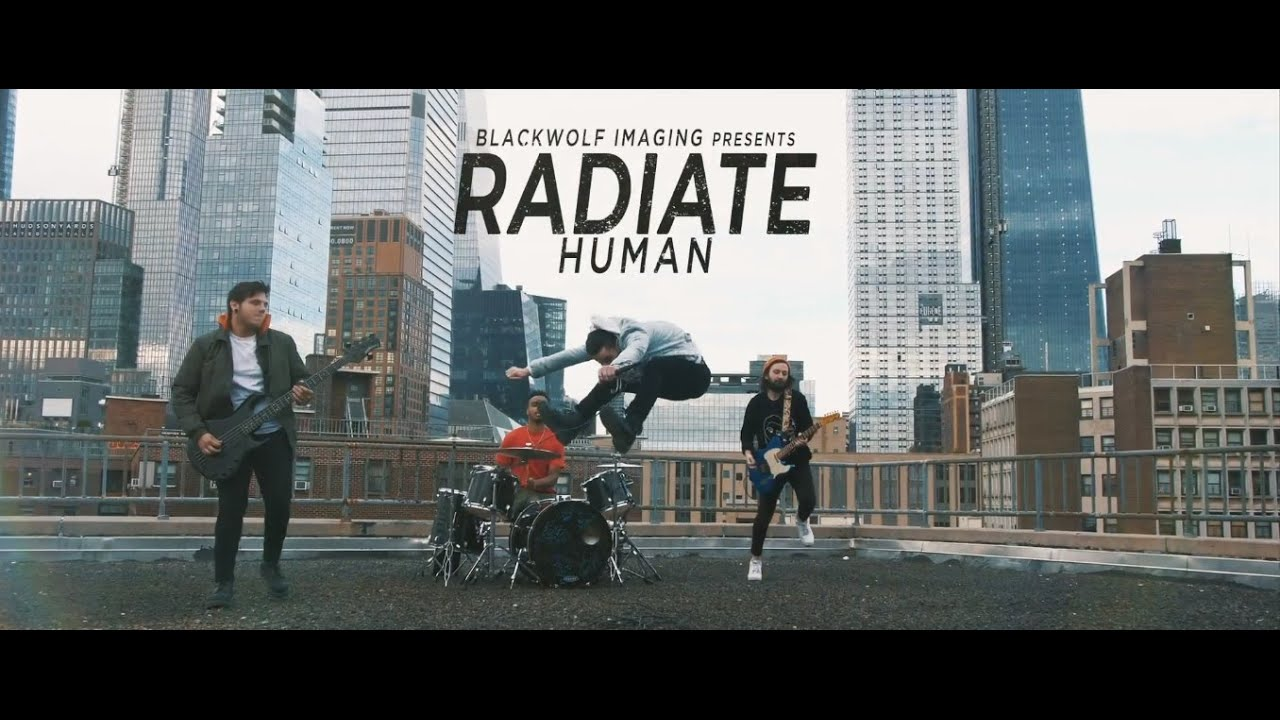 Radiate - Human (Official Music Video)