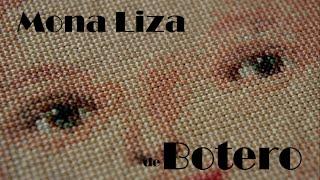 Mona Liza de Botero ВЫШИТА!// Вышивка крестиком(Смотрите и другие ВИДЕО на тему вышивки: ПОВЫШИВАЕМ ВМЕСТЕ? https://goo.gl/kt1bG7 РУКОДЕЛЬНЫЕ ВЕЩИЦЫ http://goo.gl/8C03uZ ..., 2014-09-05T17:12:01.000Z)