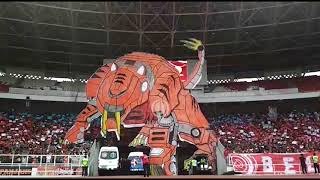 Koreo the Jakmania, Persija vs Ceres Negros, AFC Cup 2019, SUGBK