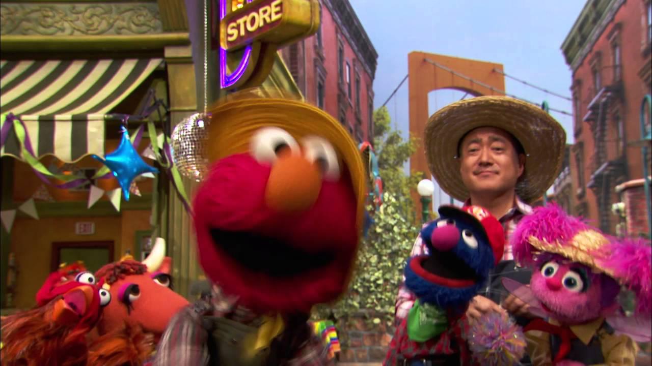 Sesame Street Episode 4605 Funny Farm Hbo Kids - Youtube-1793