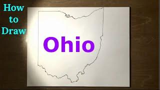 How to Draw Ohio