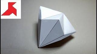 DIY 💎 - Как сделать БРИЛЛИАНТ из бумаги а4 своими руками?