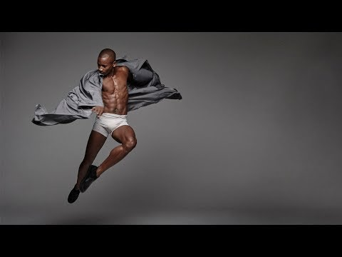 Ballet Soloist Eric Underwood Improvises Dance for PHOENIX Magazine
