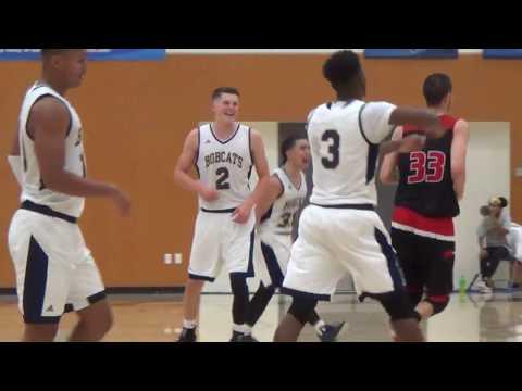 UC Merced Men's Basketball vs. Simpson