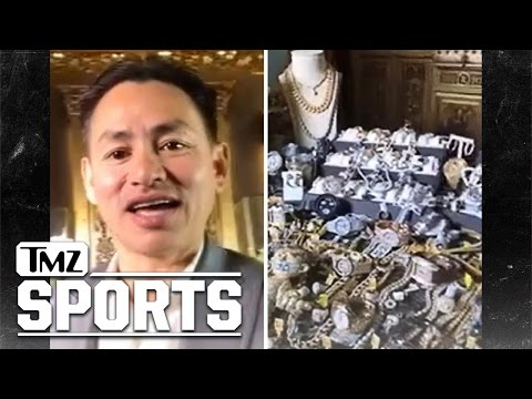 SUPER BOWL CELEBS -- DROPPING MILLIONS...On Crazy Jewelry | TMZ Sports