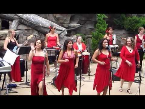ORQUESTA KANDELA The All-Female Salsa Band