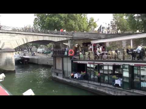 Paris tours: A walking tour of Paris' Latin Quarter, France.