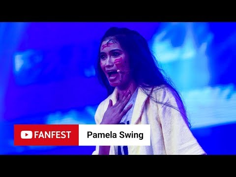 Pamela Swing @ YouTube FanFest Manila 2018