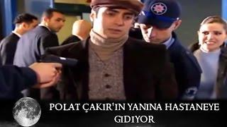 Polat Çakır'ın Yanına Hastaneye Gidiyor ve Yakalanıyor - Kurtlar Vadisi 32.Bölüm