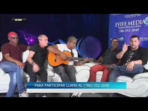 SHOW QUE BIEN TV Prod: EYIFE MEDIA TV Invitados : Otto Ortiz y sus amigos