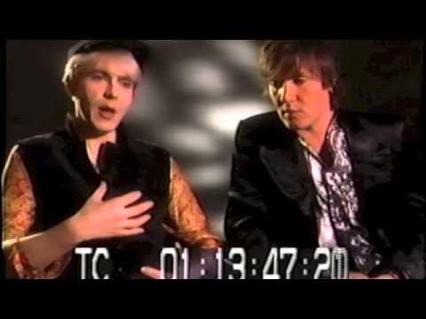 RARE Duran Duran Interview - January 1993