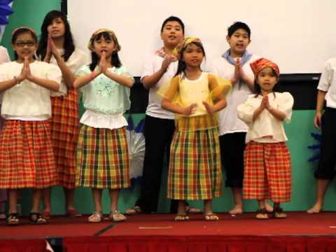 Harmony School of Excellence Houston Filipino Group International Festival 2013 Presentation