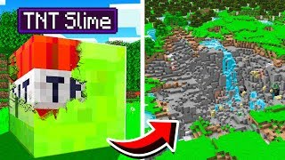 These are the NEW Slimes that Minecraft NEEDS!