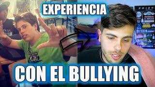 MI EXPERIENCIA CON EL BULLYING