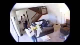 Υποπτευόταν ότι η γυναίκα του τον απατά! Δείτε τι ανακάλυψε όταν έβαλε κρυφή κάμερα στο σπίτι του