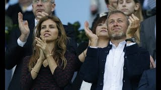 Бывшая жена Абрамовича вышла замуж за молодого греческого миллиардера