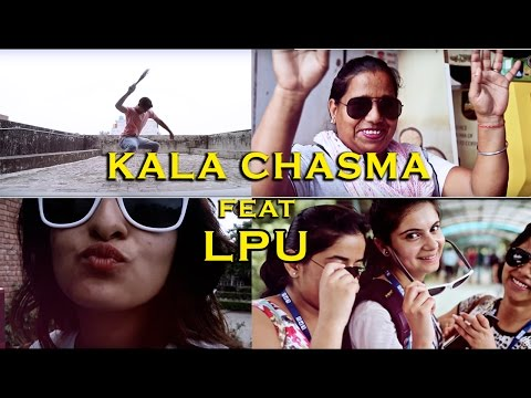 ''Kala Chasma'' Ft. Lovely Professional University