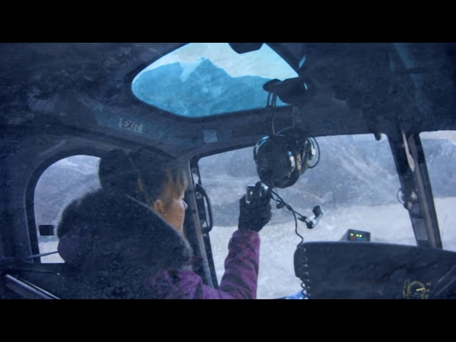 Mount Everest Base Camp Helicopter Out