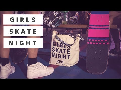 Vans promove aulas de skate gratuitas para mulheres!