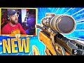 I GOT THE NEW SNIPER!! (Black Ops 3)