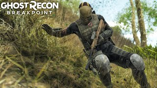 Ghost Recon Breakpoint WHERE IS THE PROTOYPE DRONE?! Ghost Recon Breakpoint Free Roam