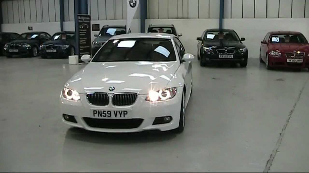 Bmw 325i M Sport Coupe Sold 1 Owner From New At Belgrave
