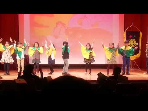 Dolphin Class English Musical 2