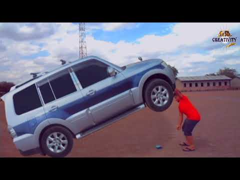 Strong man lifts a car| man lifts a car with bare hands (watch today)