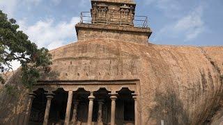 Monuments At Mahabalipuram , Tamil Nadu, India In 4k (ultra Hd)