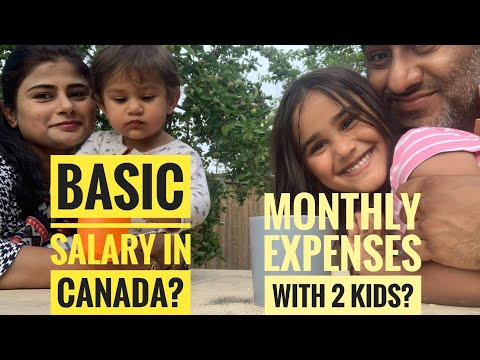 COST OF LIVING IN CANADA 2020?can You Survive In Basic Salary?