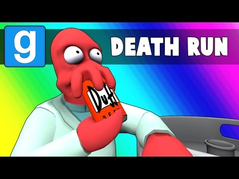 Thumbnail: Gmod Deathrun Funny Moments - Simpsons Map 2! (Garry's Mod)