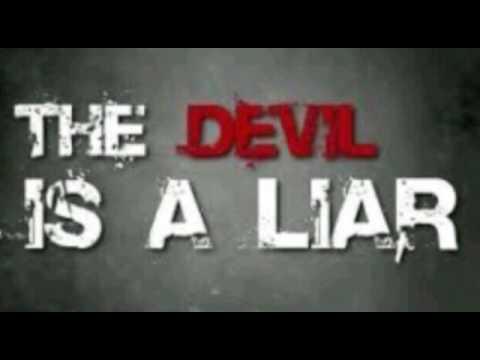 The devil is a liar SPIRITUAL WARFARE song Christian hip hop rap JESUS SAVES deliverance prayer God