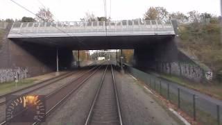 Meerijden met de machinist van Utrecht naar Zwolle. (met snelheidsmeter)