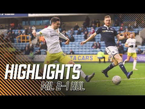 Millwall 2-1 Hull City | Highlights | Emirates FA Cup 3rd Round