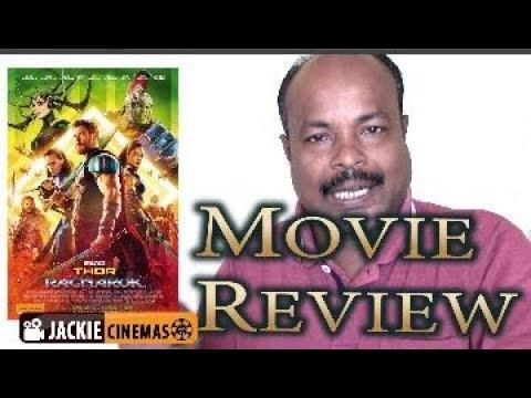 Thor Ragnarok Movie Review in Tamil | jackie sekar | Jackie cinemas