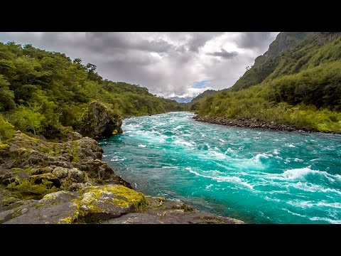 Relaxing Music with Healing River Sounds - 7 Hours!!!