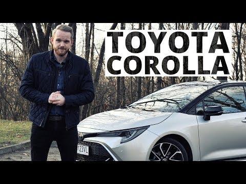 Toyota Corolla Hatchback - Zyskała Coś, Czego Wcześniej Nie Miała