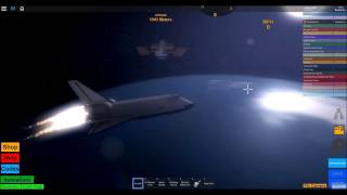 Roblox HSP 1 ISS Mission
