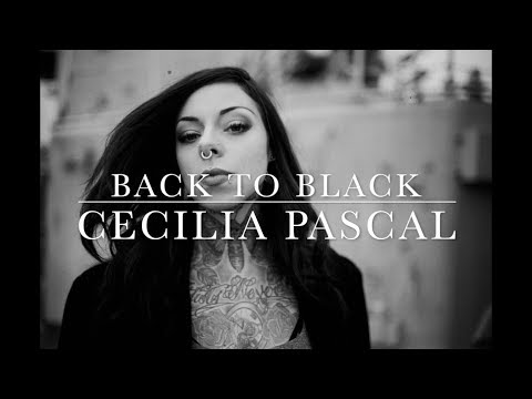 BACK TO BLACK - AMY WINEHOUSE (Cecilia Pascal COVER)