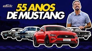 Mustang, O Ícone Que Revolucionou O Mundo Dos Carros: Tudo Sobre #17 | Acelerados