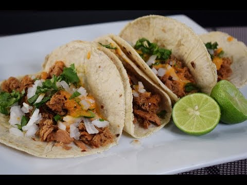 Super Easy Healthy Tuna Tacos,