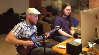 Infinite Spectrum - Recording The Killing Time Guitars