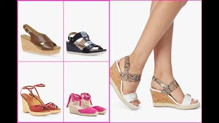 Branded Wedge Shoes And Sandal…
