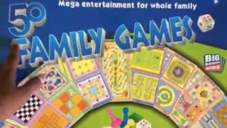 Entertainment , 50 family games