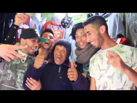 Pharrell Williams - Happy from Meknes -(Officiel)- HD1080