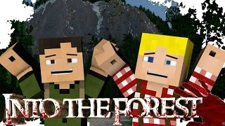 INTO THE FOREST Ѿ | MINECRAFT FILM | ANIMATION | KURZFILM |  MACHINIMA |