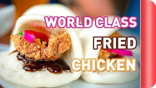 This is WORLD CLASS Fried Chicken! | Game Changers #AD